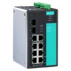 Промышленный 10-портовый управляемый коммутатор: 7 портов 10/ 100 BaseT Ethernet, 1 х 10/ 100/ 1000 BaseT Ethernet, 2 x .... (EDS-510A-1GT2SFP)
