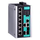 Промышленный 10-портовый управляемый коммутатор: 7 портов 10/ 100 BaseT(X) Ethernet, 3 комбо-порта Gigabit Ethernet (RJ- .... (EDS-510E-3GTXSFP)