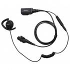 Однопроводная гарнитура Hytera EHN17 c встр. микрофоном и PTT (ACN-01 + EH-02) (EHN17)