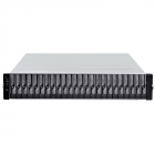 Система хранения данных Infortrend EonStor DS1000 Gen2 2U/ 24bay/ Dual controller 2x12Gb SAS EXP/ 8x1G iSCSI + 2x host b .... (ESDS 1024R2CB-B)