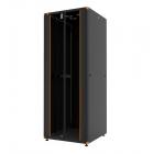 """Шкаф напольный EVOL?NE 19""""26U600x600 передняя дверь одностворчатая стекло с металлической рамой слева и справа, задняя дв .... (EVL70126U6060BF1R1)"""