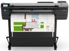 "Широкоформатный принтер HP DesignJetT830 MFP (p/ s/ c, 36"", 4color, 2400x1200dpi, 1Gb, 25spp(A1drawingmode), USB/ GigEth .... (F9A30D#B19)"
