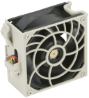 80x80x38 mm, 10.5K RPM, Optional Middle Cooling Fan for X10 2U Ultra and HFT Series Servers, RoHS/ REACH (FAN-0158L4)