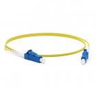 Hyperline FC-S2-9-LC/ UR-SC/ AR-H-1M-LSZH-YL Патч-корд волоконно-оптический (шнур) SM 9/ 125 (OS2), LC/ UPC-SC/ APC, 2.0 .... (FC-S2-9-LC/ UR-SC/ AR-H-1M-LSZH-YL)