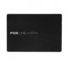 """Твердотельный накопитель Foxline 128GB SSD 2.5"""" 3D TLC, 15nm, plastic case (FLSSD128X5SE)"""