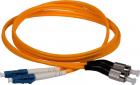 Оптический (патч-корд), SM, 9/ 125 (OS2), FC/ UPC-LC/ UPC, (Duplex), 2м Оптический (патч-корд), SM, 9/ 125 (OS2), FC/ UPC-LC/ .... (FPC09-FCU-LCU-C2L-2M)