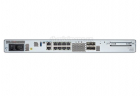 FPR1120-ASA-K9 Устройство сетевой безопасности Cisco Firepower 1120 ASA Appliance, 1U (FPR1120-ASA-K9)