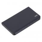 Портативный аккумулятор Портативный аккумулятор iconBIT FTB6000SL Black (6000 mAh) (FT-0060L)