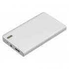 Портативный аккумулятор Портативный аккумулятор iconBIT FTB6000SL White (6000 mAh) (FT-0062L)