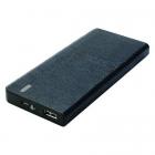 Портативный аккумулятор Портативный аккумулятор iconBIT FTB10 000SL Black (10 000 mAh) (FT-0100L)