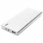Портативный аккумулятор Портативный аккумулятор iconBIT FTB10 000SL White (10 000 mAh) (FT-0102L)