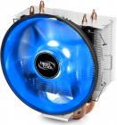 Кулер DEEPCOOL GAMMAXX300B LGA1366/ 1156/ 55/ 51/ 50/ 775/ FM2/ +/ FM1/ AM3/ +/ AM2/ +/ AM4 (24шт/ кор, TDP 130Вт, PWM, .... (GAMMAXX 300B)