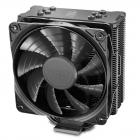 Кулер DEEPCOOL GAMMAXX GTE V2 BLACK LGA1366/ 115X/ AM4/ AM3/ +/ AM2/ +/ FM2/ +/ FM1 (12шт/ кор, TDP 180Вт, PWM, Black Fa .... (GAMMAXX GTE V2 BLACK)