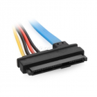 Greenconnect Комплект SATA-кабелей GC- ST303, 7pin / SAS 29 pin / Molex 4pin, пакет Greenconnect Комплект SATA-кабелей G .... (GC-ST303)