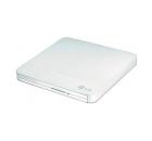 Оптический привод LG DVD-RW ext. White Slim Ret. USB2.0 (GP50NW41.AUAE12W)
