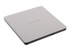 Оптический привод LG DVD-RW ext. Silver Slim Ret. USB2.0 (GP60NS60.AUAE12S)