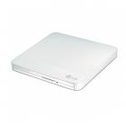 Оптический привод LG DVD-RW ext. White Slim Ret. USB2.0 (GP60NW60.AUAE12W)