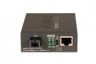GT-806A60 медиа конвертер 10/ 100/ 1000Base-T to WDM Bi-directional Fiber Converter - 1310nm - 60KM (GT-806A60)