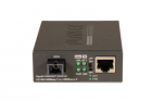 GT-806A60 медиа конвертер 10/ 100/ 1000Base-T to WDM Bi-directional Fiber Converter - 1310nm - 60KM (GT-806A60)