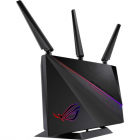 ASUS GT-AC2900 / / роутер 802.11b/ g/ n/ ac/ ax, до 750 + 2167 Mbps, 2, 4 + 5 гГц, 3 антенны, USB ; 90IG04Z0-MN2000 (GT-AC2900)