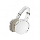 Наушники беспроводные Sennheiser Наушники беспроводные Sennheiser/ Bluetooth 5.0, накладные складные закрытые, активное .... (HD 450BT WHITE)
