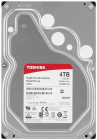 "Жесткий диск TOSHIBA HDWE140EZSTA (S, U) X300 BULK High-Performance 4ТБ 3, 5"" 7200RPM 128MB SATA-III (RTL) (HDWE140EZSTA)"