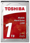 "Жесткий диск Toshiba Mobile L200 HDD 2.5"" SATA 1000Gb, 5400rpm, 128MB buffer, 7mm (HDWL110UZSVA)"
