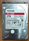 """Жесткий диск TOSHIBA HDWL120EZSTA (S, U) L200 Mobile (9, 5mm) 2ТБ 2, 5"""" 5400RPM 128MB SATA-III (RTL) (HDWL120EZSTA)"""