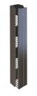 Кабельные стяжки Velcro, 25 мм x 300 мм, 10 шт. в упаковке, цвет – черный (HDWM-VCT-H)