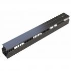 """Вертикальный кабельный организатор (монтаж на открытую стойку) со съемной крышкой (крышка разделена на 3 части), 41 """"пал .... (HDWM-VMF-42-15/ 20F-H)"""