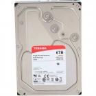"Жесткий диск Toshiba NAS Drive N300 3.5"" HDD SATA-III 6Tb, 7200rpm, 128MB buffer, HDWN160UZSVA (HDWN160UZSVA) (HDWN160UZSVA)"