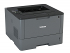 Монохромные лазерные устройства Brother HL-L5100DN, A4, 40 стр/ мин, 256Мб, Duplex, LAN, USB, старт.тонер 3000 стр. (HLL5100DNR1)