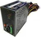 Блок питания для ПК 550 Ватт PSU HIPER HPB-550RGB (ATX 2.31, 550W, ActivePFC, RGB 140mm fan, Black) BOX (HPB-550RGB)
