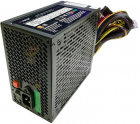 Блок питания для ПК 750 Ватт PSU HIPER HPB-750RGB (ATX 2.31, 750W, ActivePFC, RGB 140mm fan, Black) BOX (HPB-750RGB)