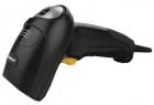 Сканер штрих-кода 2D CMOS Handheld Reader, Mega Pixel, Retail version, DotCode enabled (Black surface) with 3 mtr. coile .... (HR5280RT-SF)