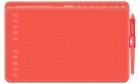 Графический планшет Графический планшет Huion HS611 Coral Red (HS611 CORAL RED)