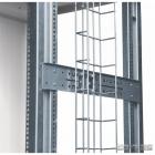 Проволочный кабельный лоток для напольных шкафов 33 и 36U, H=1400мм (HVMS-B-1400-140/ 60)