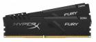 Оперативная память Kingston 32GB 3466MHz DDR4 Kit (2 x 16Gb) CL16 DIMM HyperX FURY Black (HX434C17FB4K2/ 32)