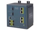 Коммутатор Cisco IE-3000-4TC, Industrial, 4 x 10/ 100, 2 x 10/ 100/ 1000 и 2 x SFP COMBO, Base (IE-3000-4TC)