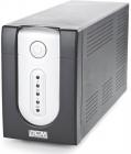 Источник бесперебойного питания Powercom Back-UPS IMPERIAL, Line-Interactive, 1500VA/ 900W, Tower, IEC, USB (IMP-1500AP)