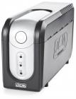 Источник бесперебойного питания Powercom Back-UPS IMPERIAL, Line-Interactive, 525VA/ 315W, Tower, IEC, USB (IMP-525AP)