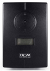 Источник бесперебойного питания Powercom Infinity, Line-Interactive, 1100VA/ 750W, Tower, Schuko, USB, подкл. доп. батар .... (INF-1100)