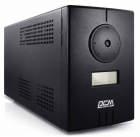 Источник бесперебойного питания Powercom Infinity, Line-Interactive, 800VA/ 480W, Tower, Schuko, LCD, USB (INF-800) (INF-800)