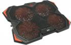 "Подставка для ноутбука STM IP35 Black STM Laptop Cooling IP35 Black (17, 3"""", 4x(140x140), plastic+metal mesh) (IP35 Black)"