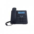 Телефон IP, проводной AudioCodes 420HD IP-Phone PoE and external power supply Black (IP420HDEPS)