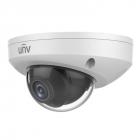 Видеокамера IP Мини-купольная антивандальная 4 Мп с ИК подсветкой до 15 м., фикс. объектив 2, 8 мм (IPC314SR-DVPF28-RU)
