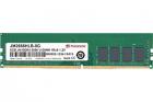 Модуль памяти Transcend 16GB JM DDR4 2666Mhz U-DIMM 2Rx8 1Gx8 CL19 1.2V (JM2666HLB-16G)