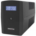 ЮНИОР СМАРТ, Интерактивная, 1500 ВА / 900 Вт, Tower, Schuko, LCD, USB, USB (JS15223)