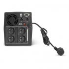 ЮНИОР СМАРТ, Интерактивная, 2200 ВА / 1320 Вт, Tower, IEC, LCD, USB, USB (JS22211)