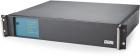 Источник бесперебойного питания Powercom Smart-UPS King Pro RM, Line-Interactive, 3000VA/ 1800W, Rack, IEC, Serial+USB (KIN-3000AP-RM3U)